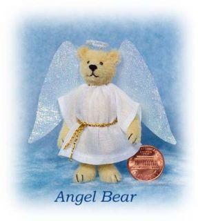 Emily Farmer Mini Bear Artist Kit Angel