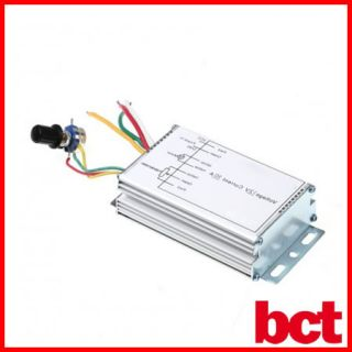 12V 30A 300W DC Motor Speed Control PWM RC Controller