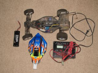 Team Associated RC10B4 Radio Controlled Car