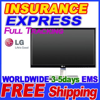 LG E2360V PN 23 Slim LED LCD Monitor Full HD Flatron