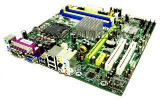 ECS 965M03A1 Q 8KS2H LGA775 4X DDR2 SATA VGA PCIe Micro ATX