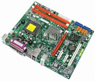 Intel G41 LGA775 2X DDR3 VGA 4X SATA PCIe Desktop Motherboard