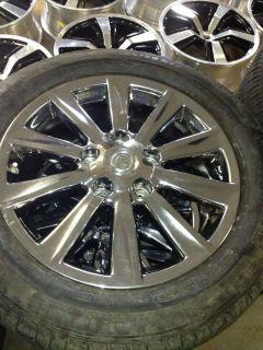 Lexus LX 570 Wheels Tires Rims