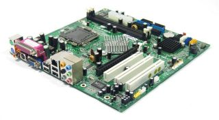 LGA775 DDR2 800FSB PCI E x16 SATA VGA LPT SPDIF Motherboard