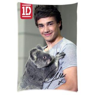 One Direction 1D Liam Payne Autograph Signature Siggy Pillow Case