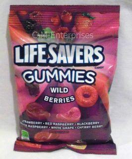 Life Savers Gummies Wild Berry Sours 7 Oz