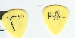 Rush Alex Lifeson Signature Guitar Pick R 30 Tour