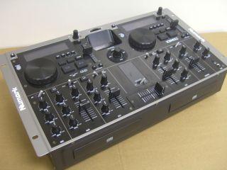 Numark ICDMIX2 Dual CD iPod Dock DJ 3 CH Mixer System