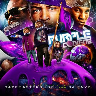 Purple Codeine 30 Lil Wayne Rick Ross Gotti Mixtape