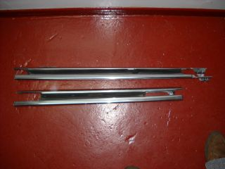 Lincoln Town Car Window Door Trim in Mint Condition 1984 to 1989