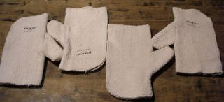 Heat Resistant Terry Cloth Pad Hand Guard Ambidextrous 10