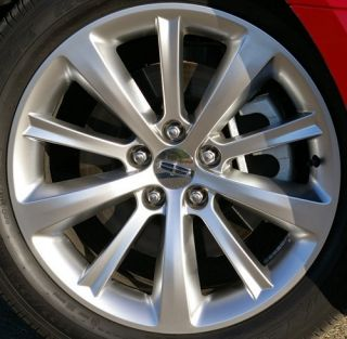 of 4 19 Ford 2009 2010 2011 2012 Lincoln MKS Alloy Wheels Rims