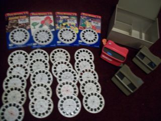 View Master 3 and 32 Reels and ORG Case