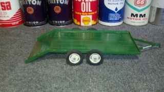 16 Vintage John Deere Low Bed Trailer B
