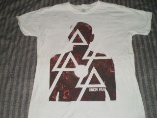 Linkin Park 2012 Tour T Shirt Medium