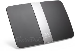 Linksys Cisco E4200 Dual Band Gigabit WiFi A B G N Router Repeater DD