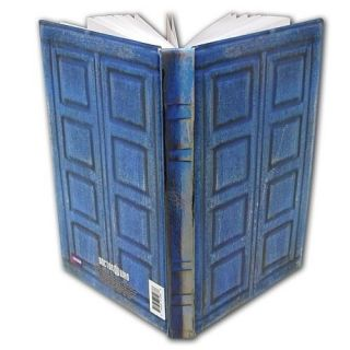 Doctor Who TARDIS Replica Journal Officially Licensed NEW Minty In