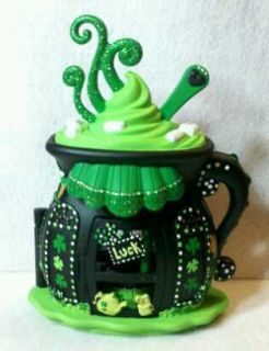 Irish Coffee House OOAK Custom My Little Pony Littlest Pet Shop