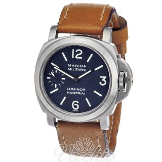 Limited Edition Panerai PAM0082 Amerigo Vespucci Titanium Mens Watch