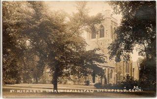 Litchfield Ct RPPC St Michaels Church Episcopal