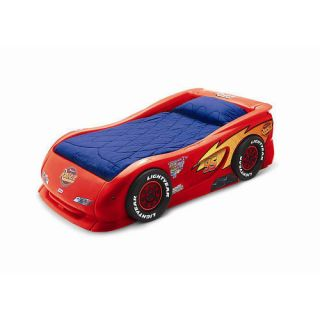 Little Tikes Disney s Cars the Movie Lightning McQueen Sports Car Twin