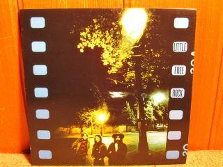 LITTLE FREE ROCK s t 1969 UK HEAVY GUITAR PSYCH PROG LP MINT RE