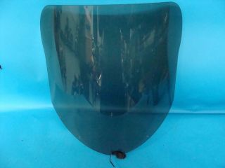 Parabellum 16 Smoke Windshield for BMW R1100S Used