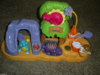 Fisher Price Little People Dinosaur