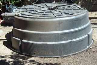 Livestock Watertank Hot Tub Good Times Fun Large 300 gallon Rubbermaid