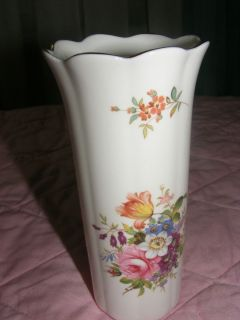 Aynsley Little Switzerland Bone China Vase England