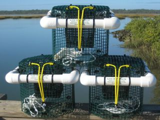 Live Bait Keeper Mini Mate for Kayak Fishing Revolutionary Low Drag