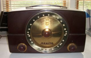 Antique Zenith Radio