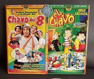 El Chavo Del 8 Serie Animado Animated Series Videos Musicales Music