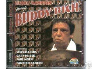Buddy Rich My Funny Valentine w Lionel Hampton