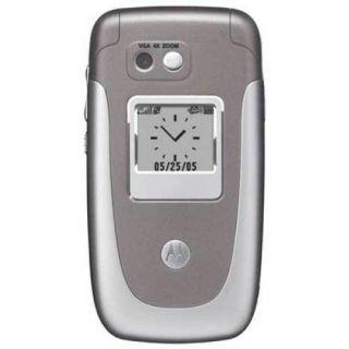 Motorola V360 Unlocked GSM Triband Bluetooth Camera Cell Phone
