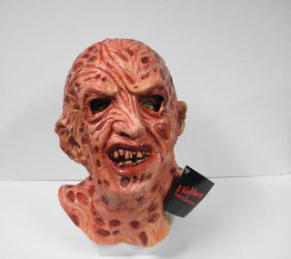 Freddy Krueger Nightmare on Elm St Horror Mask 4166