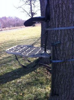 Lone Wolf Stand and Climbing Sticks Combo