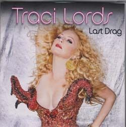 Traci Lords Last Drag RARE Promo Acetate CD 11