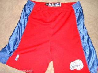 NBA Los Angeles Clippers Game Used Shorts Authentic Corey Maggete