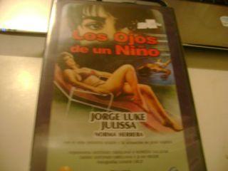 Los Ojos de Un Niño DVD Julissa Jorge Luke Nino