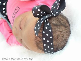 Reborn Baby~Baylee, by Lorna Miller~Beautiful Ethnic Baby Girl, Very