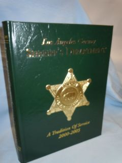 Los Angeles County Sheriffs Dept 2000 2005 Deluxe Edition