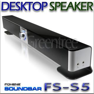 New Computer PC Desktop Laptop Powered USB Speakers