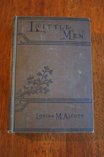 Louisa May Alcott Little Men 1923