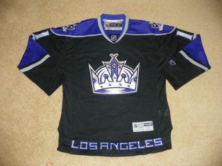 Los Angeles Kings Anze Kopitar Premier NHL Jersey New
