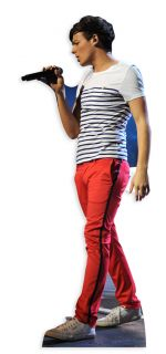 Louis Tomlinson One Direction Life Size Cardboard Cut Out x Factor