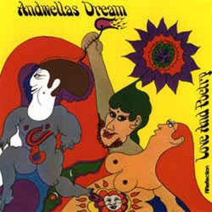 Andwellas Dream Love and Poetry LP Mint Vinyl