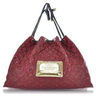 Louis Vuitton Vinyl Squishy Inventeur Bag Purse Red Le