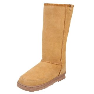 Emu Outback Hi Australian Sheepskin Boots Mens 8 Womens 9 9 5 Braid