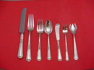 Louis XIV by Towle Sterling Silver Flatware Set Service
